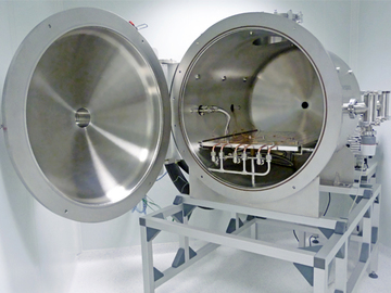 Direct Service: Thermal Vacuum Chamber