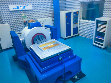 Standard: Vibration Test Facility
