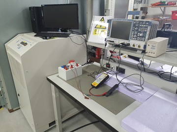 Standard: Electrical tests / Power Input
