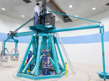 Direct Service: Large-Scale Centrifuge