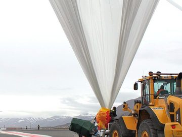 Direct Service: Stratospheric Balloon Platform