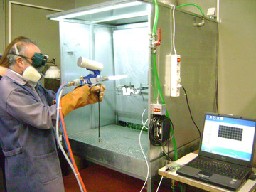 Standard Service: Flame spray coatings