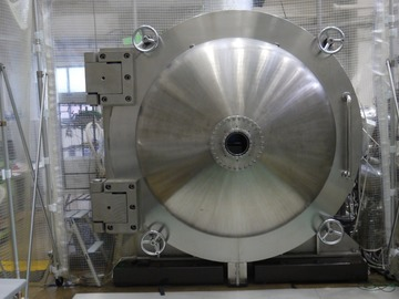 Service: Big Thermal Vacuum Chamber