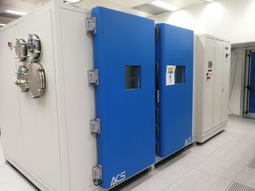 Direct Service: Thermal Shock Chamber